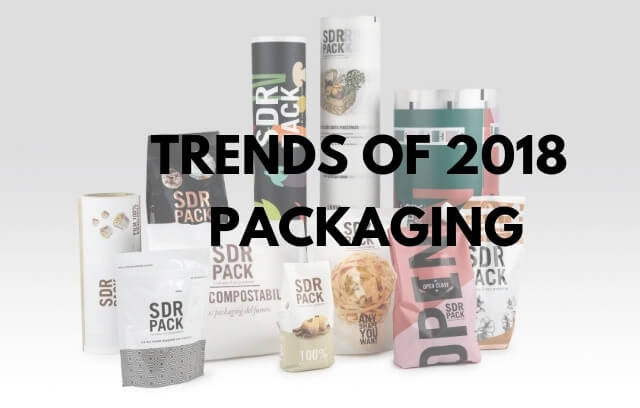 FLEXIBLE PACKAGING: THE FOUR TRENDS OF 2018 PACKAGING - News