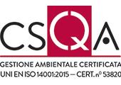 UNI EN ISO 14001 - Gestione ambientale
